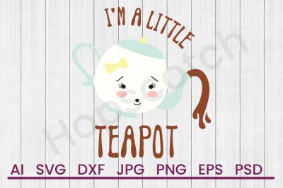 A Little Teapot