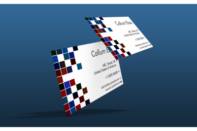 Business Card Mockup - Latest