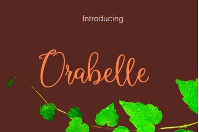 Orabelle