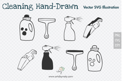 Cleaning Hand-Drawn Vector Objects