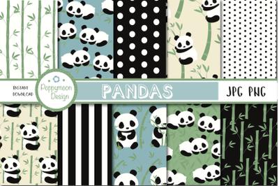 Pandas paper