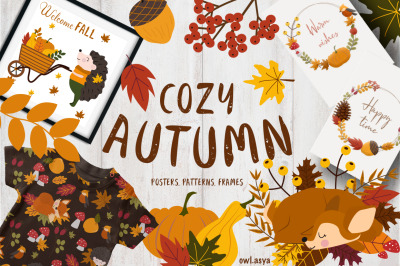 cozy autumn