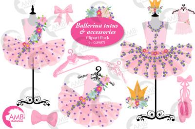 Floral Ballerina Tutus AMB-2609