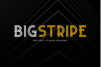 Big Stripe