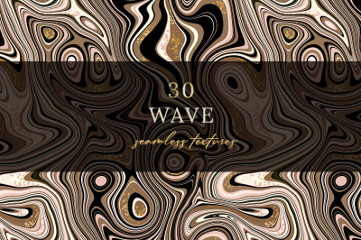30 Wave Seamless textures.