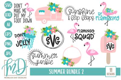 Summer SVG Bundle 2