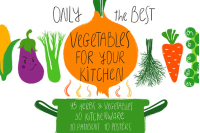 Vegetables For Your Kitchen