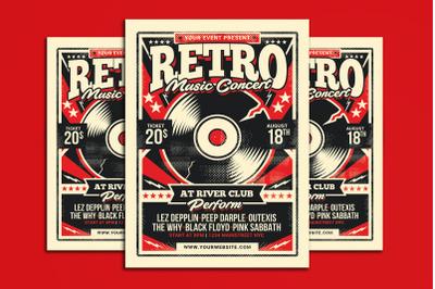 Retro Music Concert