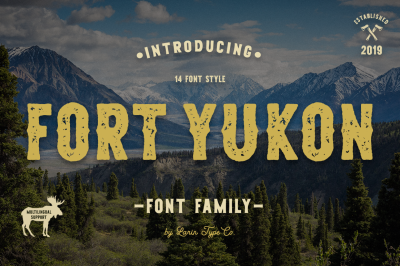 Fort Yukon 50%OFF