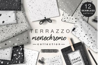 TERRAZZO monochrome collection
