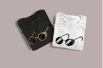 Steampunk Sunglasses | SVG | PNG | DXF