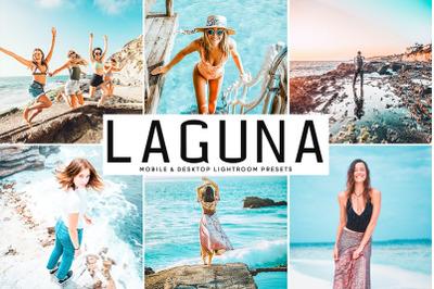 Laguna Mobile & Desktop Lightroom Presets