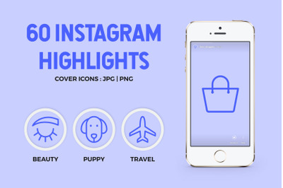 60 Instagram Stories Covers
