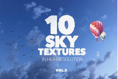 Sky Textures Vol 3 x10