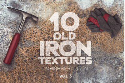 Old Iron Vol 3 x10