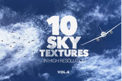 Sky Textures Vol 4 x10