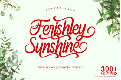 Ferishley Sunshine