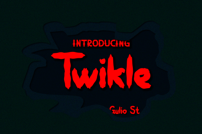 Twikle Awesome Font