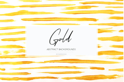Gold Background, Gold Abstract Textures
