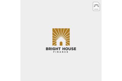 house architect logo vector