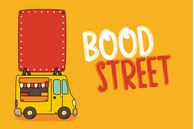 Bood Street