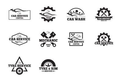 automotive badges