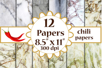 Marble Digital Paper, MARBLE TEXTURE PAPER, A4 papers