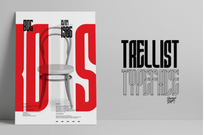 Trellist Typeface
