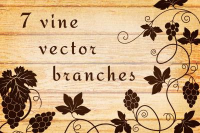 Decorative Vine Branches