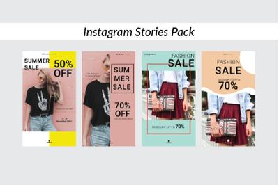 Instagram Stories Mega Bundle