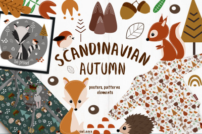 scandinavian autumn