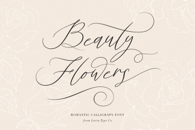 Beauty Flowers INTRO -30%OFF