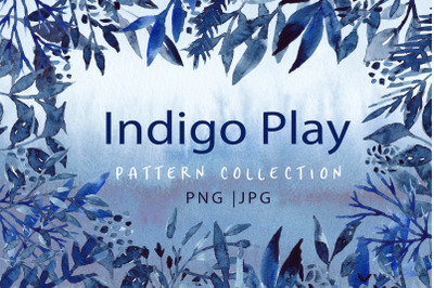 Indigo Play Patterns and Elements
