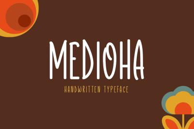 Medioha Typeface