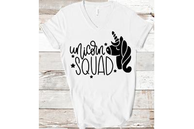 Unicorn Squad SVG For Cricut|Unicorn Squad PNG For Cricut|Unicorn Squa