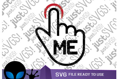 Touch Me svg