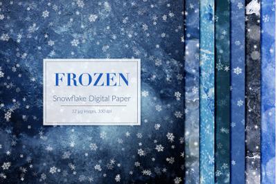 Frozen Digital Paper