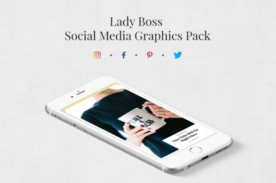 Lady Boss Pack