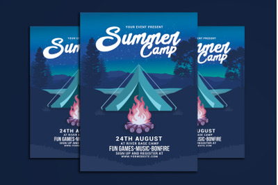 Summer Camp Event
