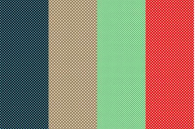 Polka dots pattern seamless vol 2