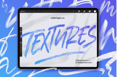 20% OFF | Procreate Textures Brush