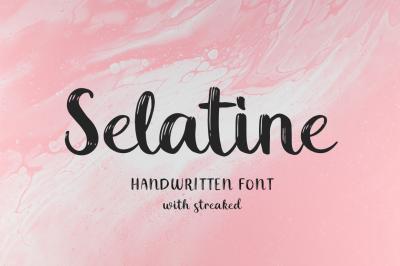 Selatine