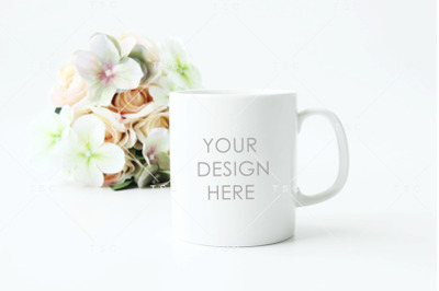 White Mug Mockup / Coffee Mug Mockup