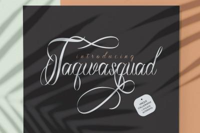 Taqwasquad, Dynamic Calligraphy