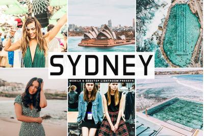 Sydney Mobile & Desktop Lightroom Presets