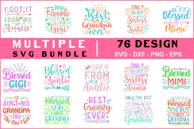 Multiple Quotes Svg Mega Bundle, T shirt, Svg, Dxf, Png