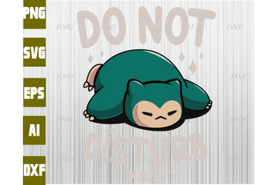 Do not disturb (I'm busy) svg, dxf,eps,png, Digital Download