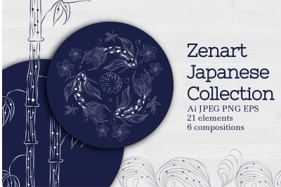 Zenart Japanese Collection