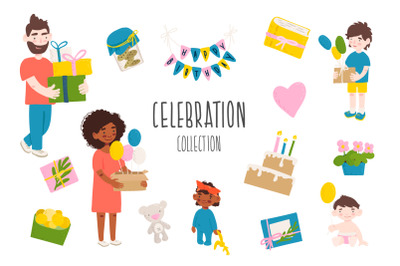 Celebration collection