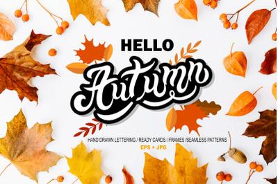 Hello Autumn Set